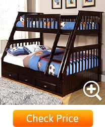 Best Bunk Bed With Trundle 2019 Wellworthliving