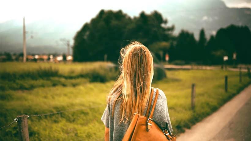 woman-hike