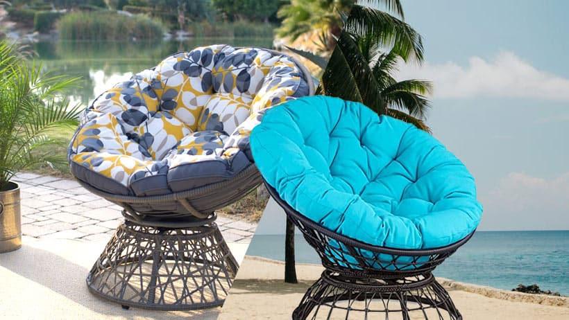 Etonnant Best Papasan Chair And Cushion Set Of 2018