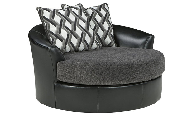 faux-leather-cuddler-barrel-chair