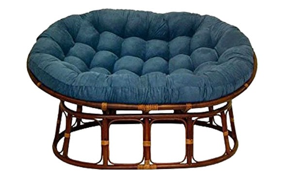 Double Papasan Chair Couch Well Worth Living