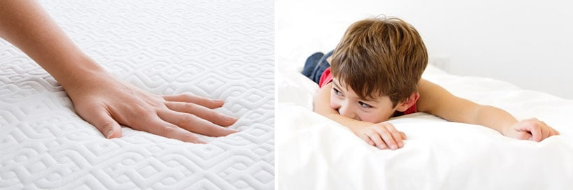 memory foam for kids