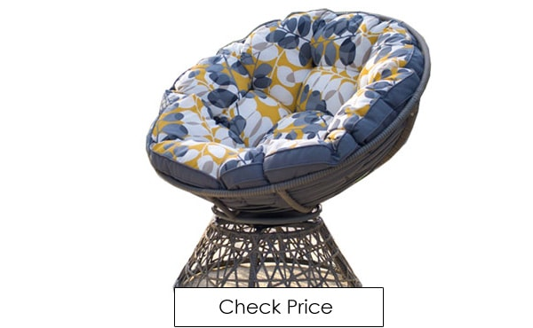 Best Papasan Chair and Cushion Set of 2018 - WellWorthLiving
