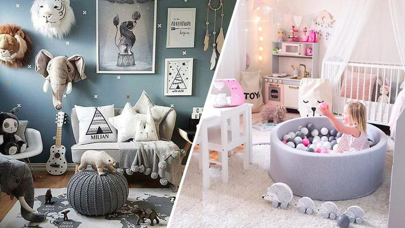 Bedroom Ideas for 3 Year Old Boys and Girls – Well Worth Living