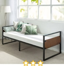narrow twin daybed mattress