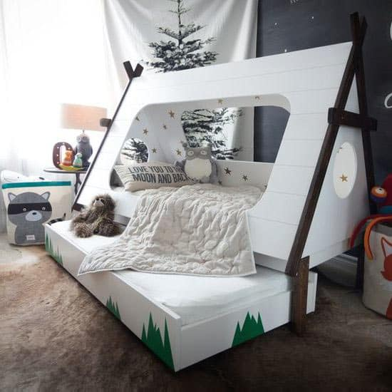 boys great outdoors bedroom