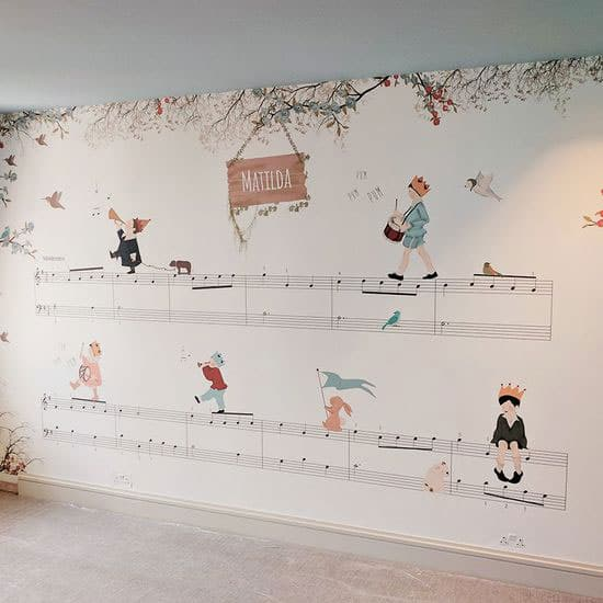 music decor