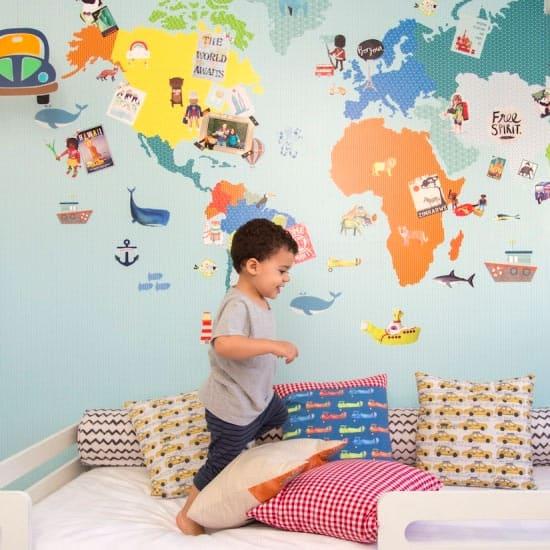 toddler-world-map