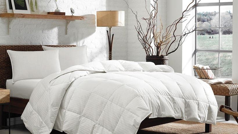 best-comforter-hot-sleepers