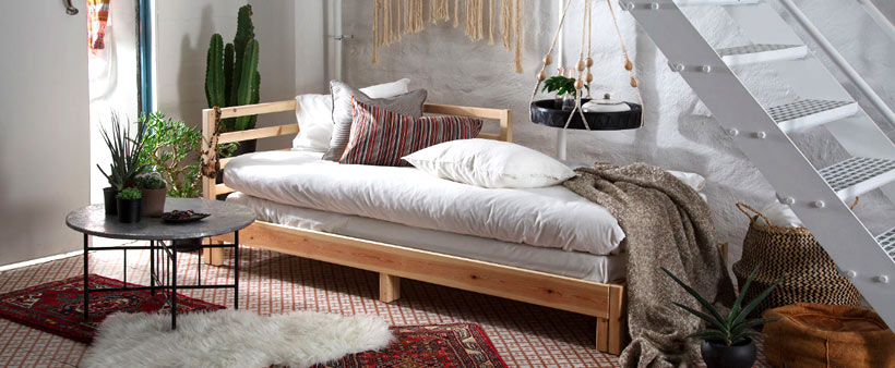 How To Turn A Regular Bed Into A Daybed