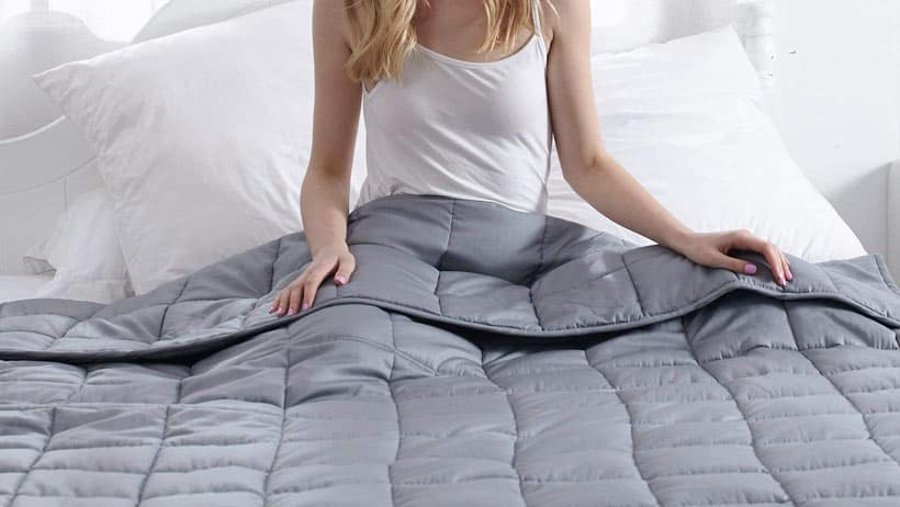 best-weighted-blanket-for-adults-anxiety