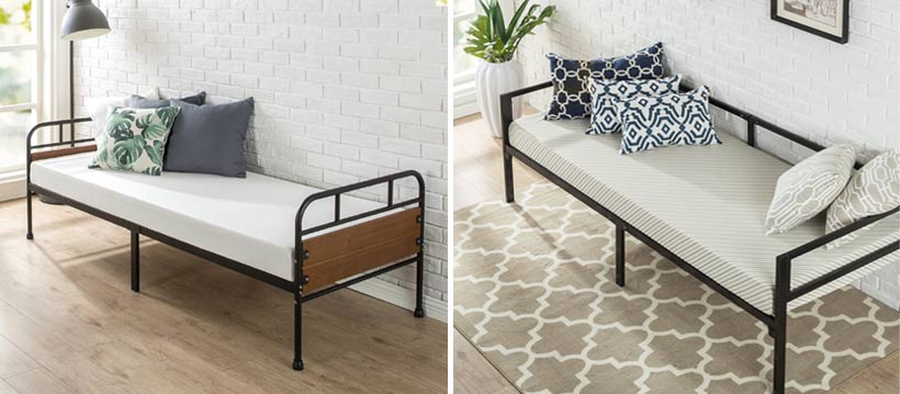 zinus-narrow-twin-daybeds